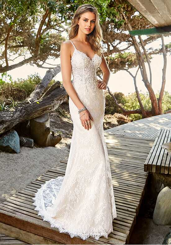 Simply Val Stefani WAVERLY Mermaid Wedding Dress