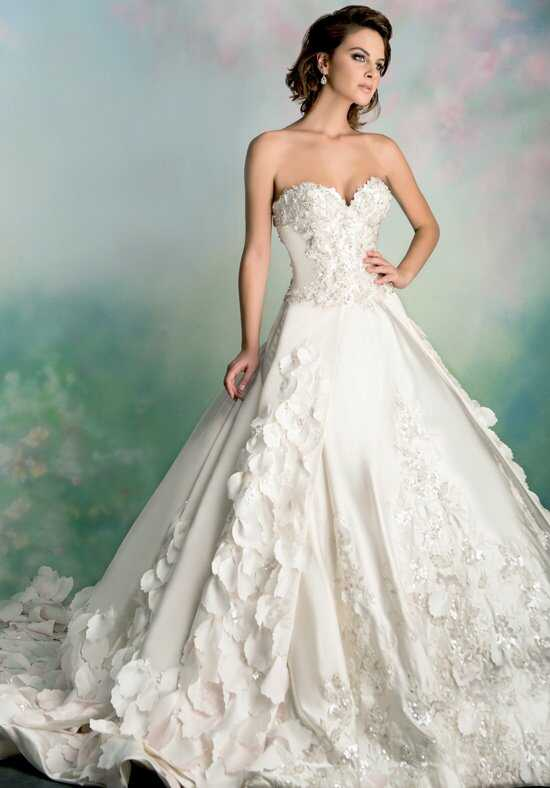 Ysa Makino KYM88 Ball Gown Wedding Dress