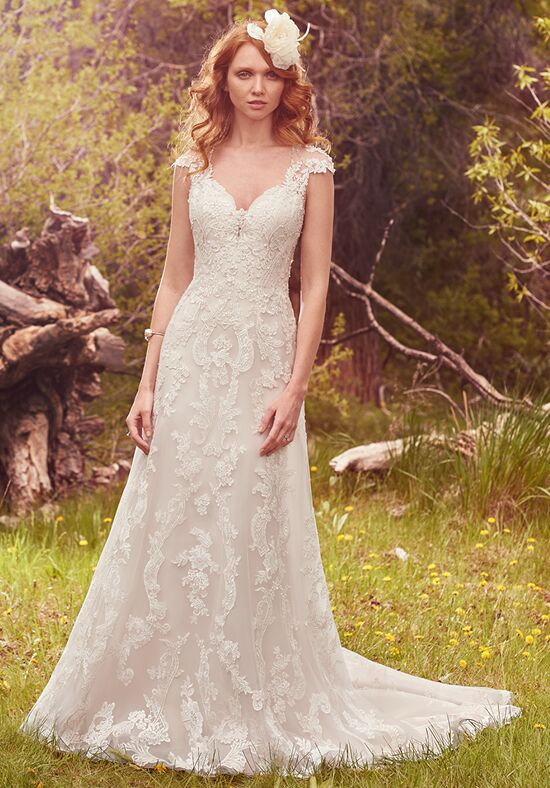 Maggie Sottero Tori Sheath Wedding Dress