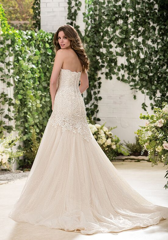 Jasmine Collection F181054 Wedding Dress The Knot