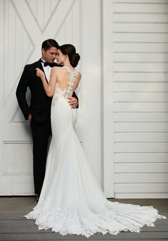 Martina Liana 873 Mermaid Wedding Dress