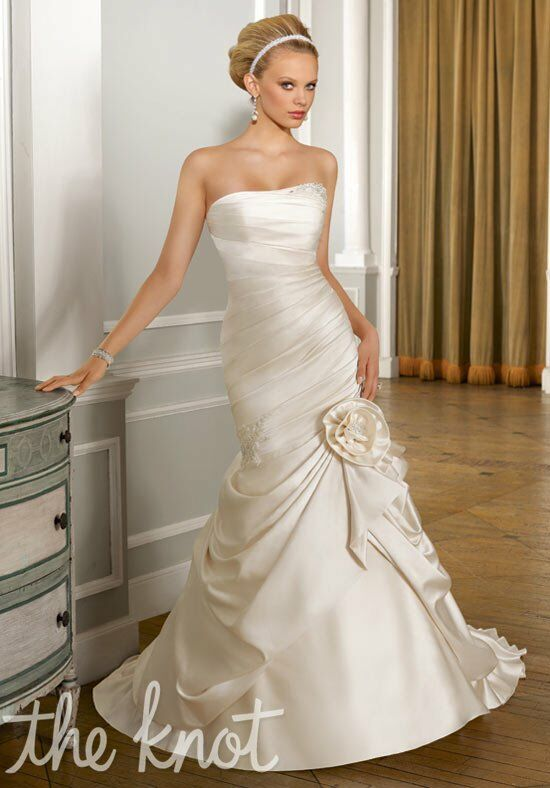 Morilee by Madeline Gardner 1609 Mermaid Wedding Dress
