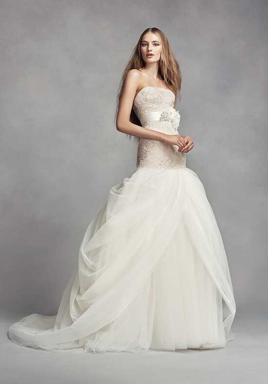 White by Vera Wang White by Vera Wang Style VW351393 Ball Gown Wedding Dress