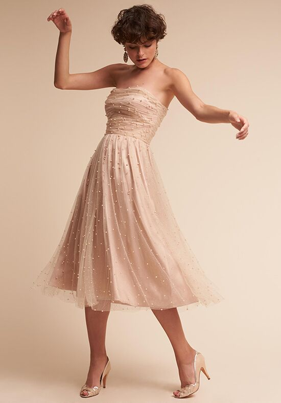 BHLDN (Bridesmaids) Anya Strapless Bridesmaid Dress