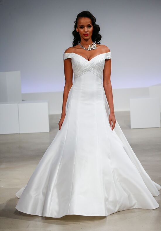9afa7be0a5 Anne Barge Wedding Dresses