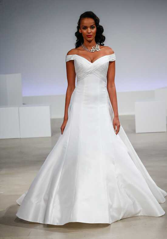 Anne Barge Reid A-Line Wedding Dress