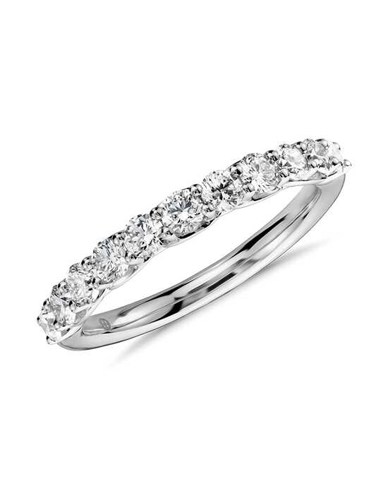 Colin Cowie Classic Diamond Ring (3/4 ct. tw.) w Platinum Wedding Ring