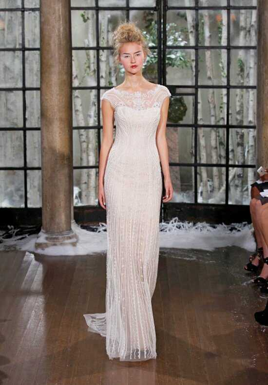 Ines Di Santo Riga Sheath Wedding Dress