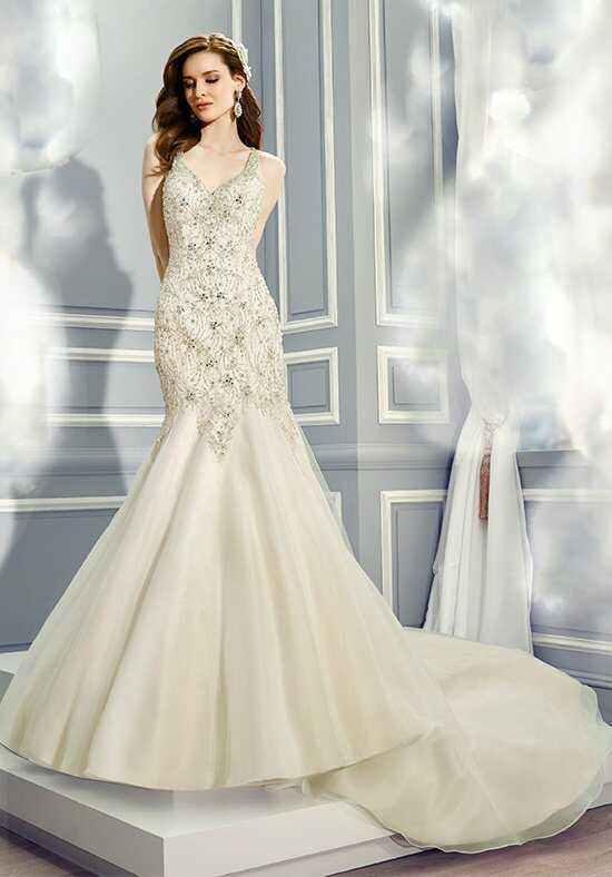 Moonlight Couture H1285 Mermaid Wedding Dress