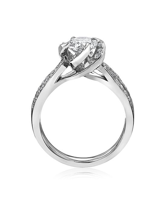 helzberg diamonds 2145739 engagement ring the knot