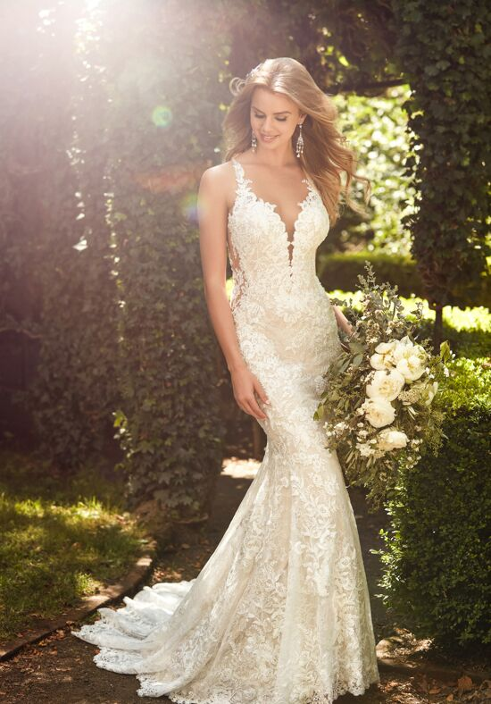 Martina Liana 967 Wedding Dress
