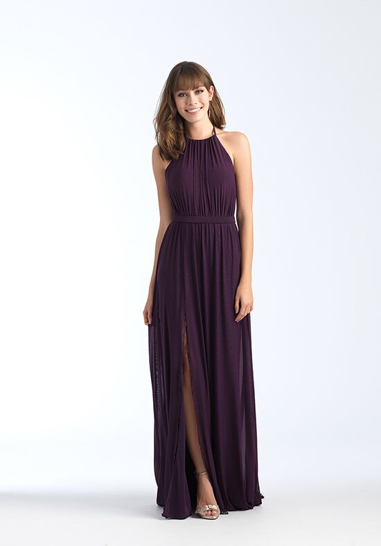 Allure Bridesmaids 1559 Halter Bridesmaid Dress