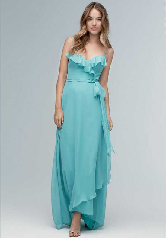 Wtoo Maids 105 V-Neck Bridesmaid Dress