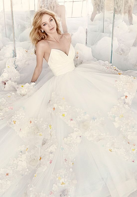 Hayley Paige 6601 Paige Ball Gown Wedding Dress
