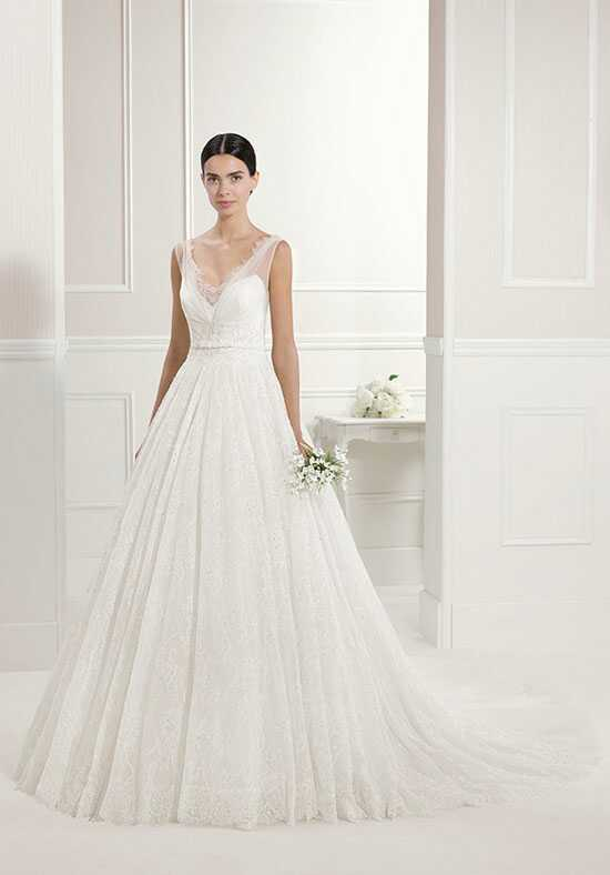 Alma Novia FILIGRANA Ball Gown Wedding Dress