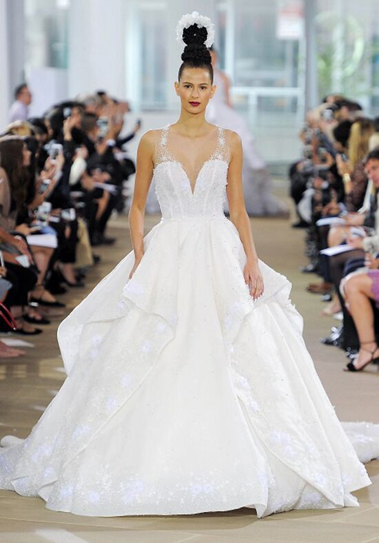 Ines Di Santo Annora Ball Gown Wedding Dress