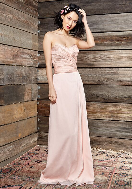 Ivy & Aster Bridesmaids Blake II Skirt Strapless Bridesmaid Dress