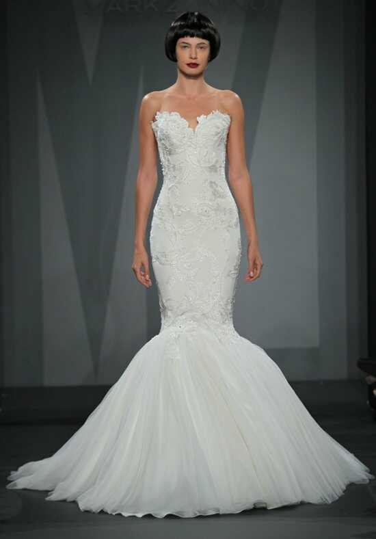 Mark Zunino for Kleinfeld 76 Wedding Dress