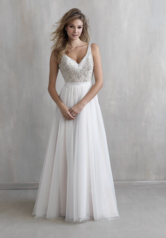 Madison James MJ209 A-Line Wedding Dress