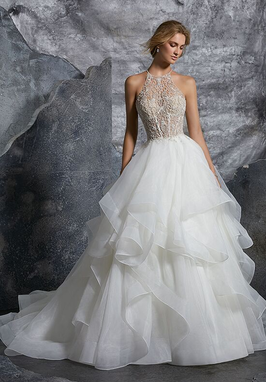 Morilee by Madeline Gardner Kali/ 8202 Ball Gown Wedding Dress