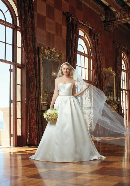 Wtoo Brides SILVIA-12823 A-Line Wedding Dress