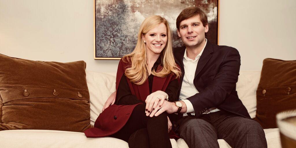 Sarah And Mark David