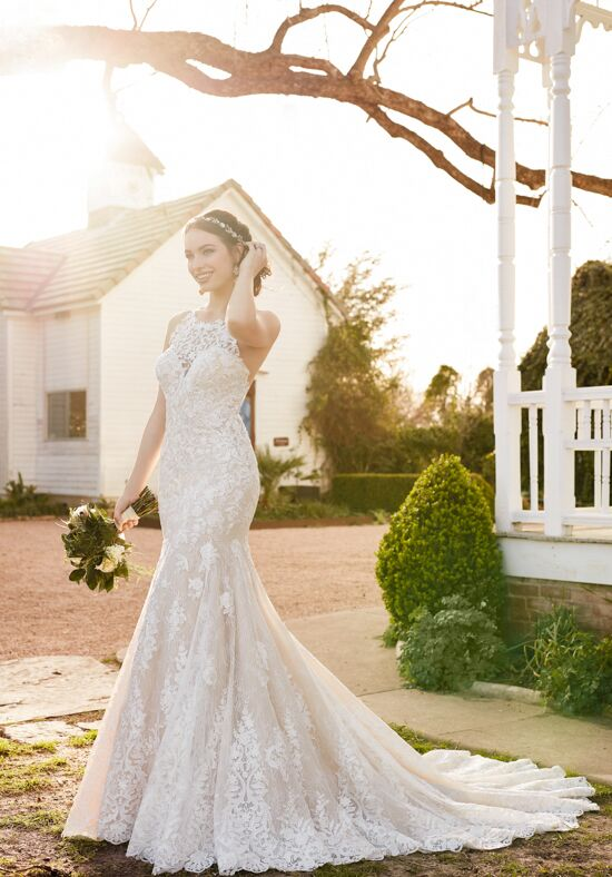 Martina Liana 874 A-Line Wedding Dress