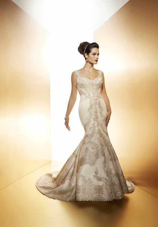 Matthew Christopher Elizabeth Wedding Dress