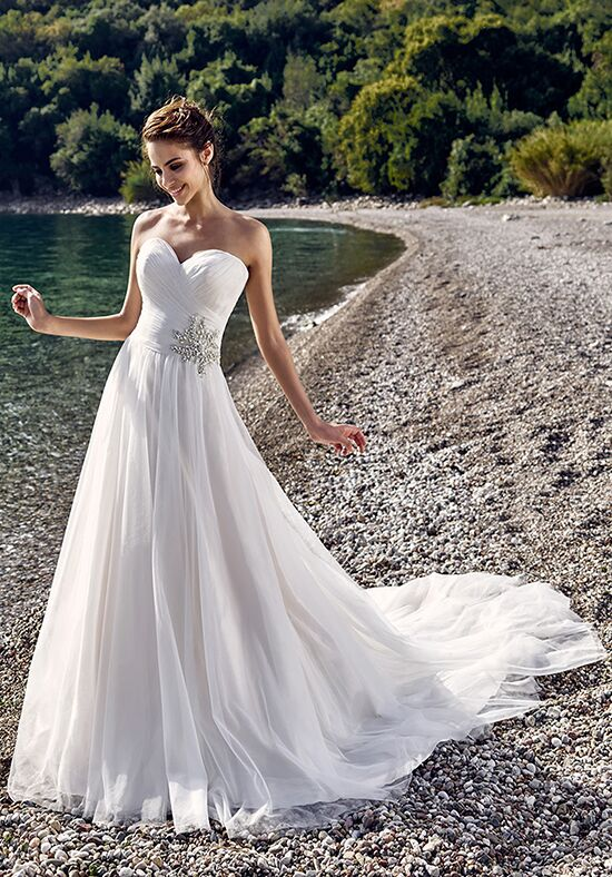 Eddy K Serena A-Line Wedding Dress