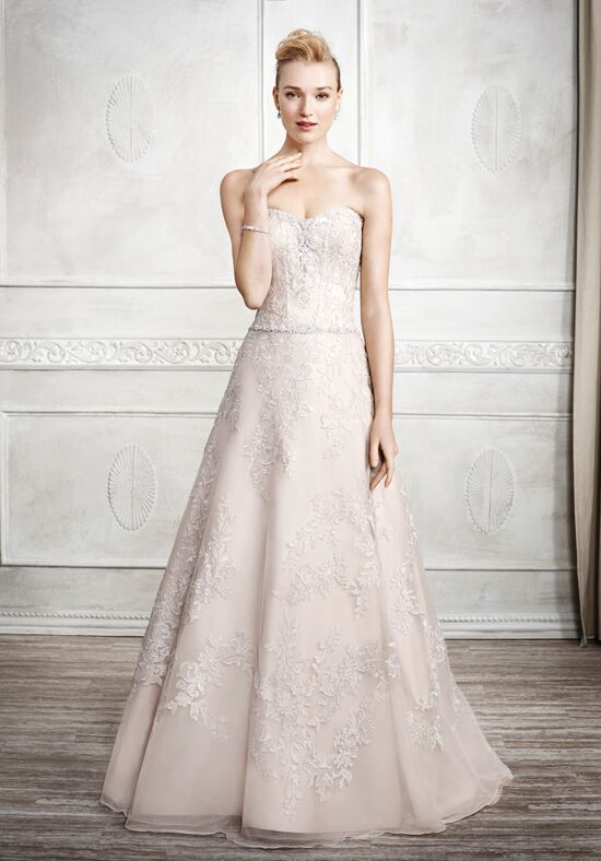 Kenneth Winston 1672 A-Line Wedding Dress
