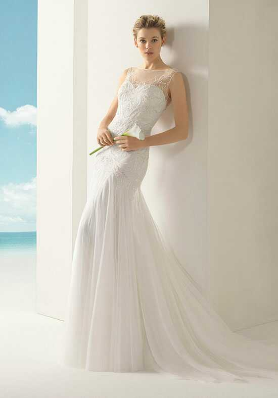 Soft by Rosa Clará Volga Mermaid Wedding Dress