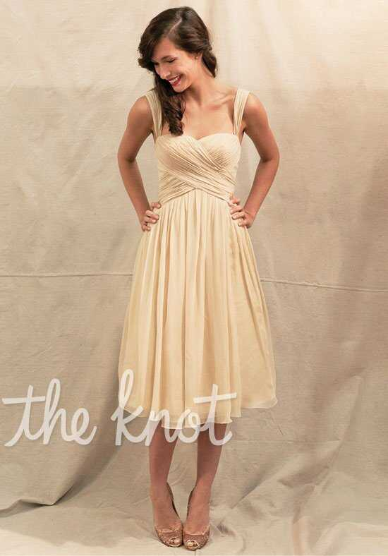 Ivy & Aster Bridesmaids Vela Sweetheart Bridesmaid Dress