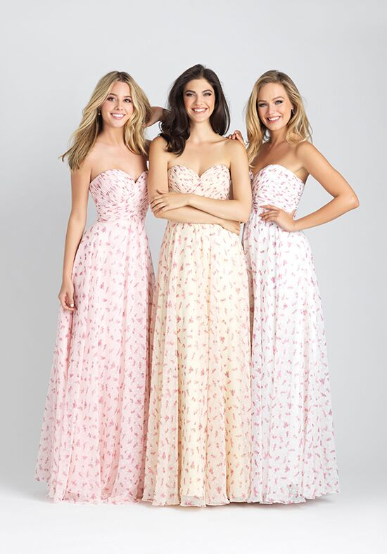 Allure Bridesmaids 1544 Sweetheart Bridesmaid Dress