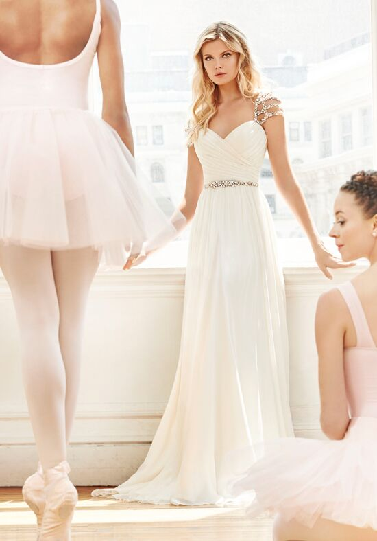 Blush by Hayley Paige Anouk 1656 A-Line Wedding Dress