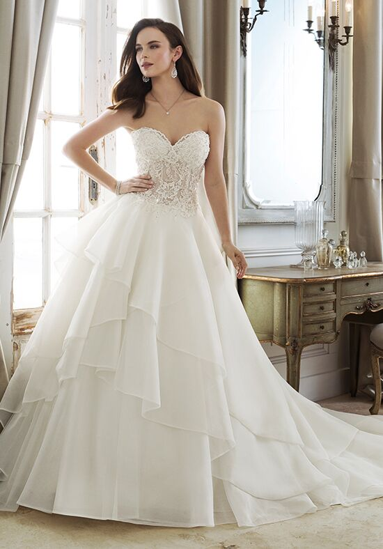 Sophia Tolli Y11885 Elphida Ball Gown Wedding Dress