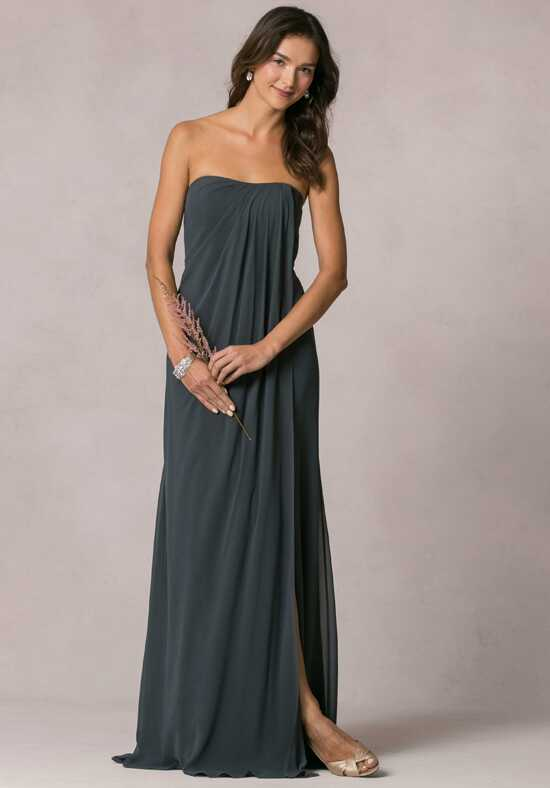Jenny Yoo Collection (Maids) Racquel Strapless Bridesmaid Dress