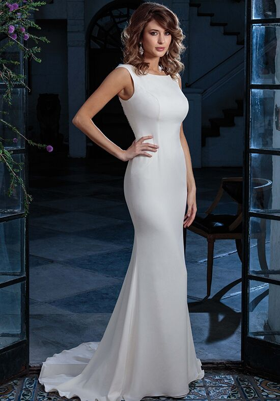 Amaré Couture C131 Nadia Mermaid Wedding Dress