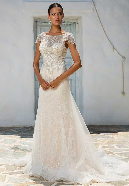 Justin Alexander 8958 Mermaid Wedding Dress
