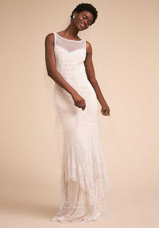 Sheath wedding dresses bhldn abby gown junglespirit Gallery