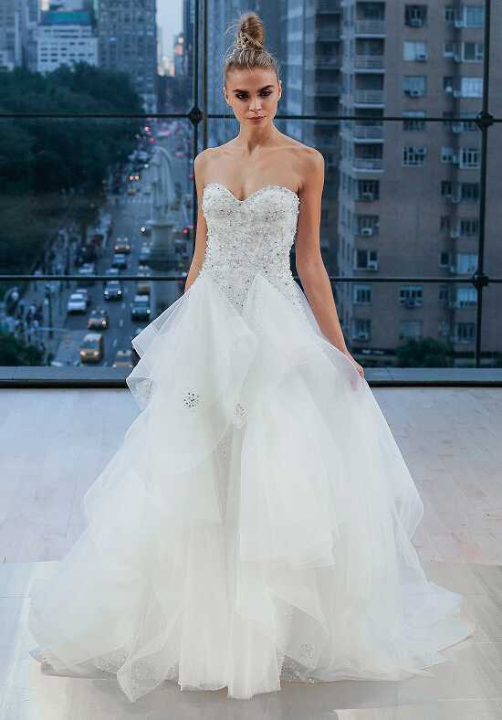Ines Di Santo Lex Ball Gown Wedding Dress