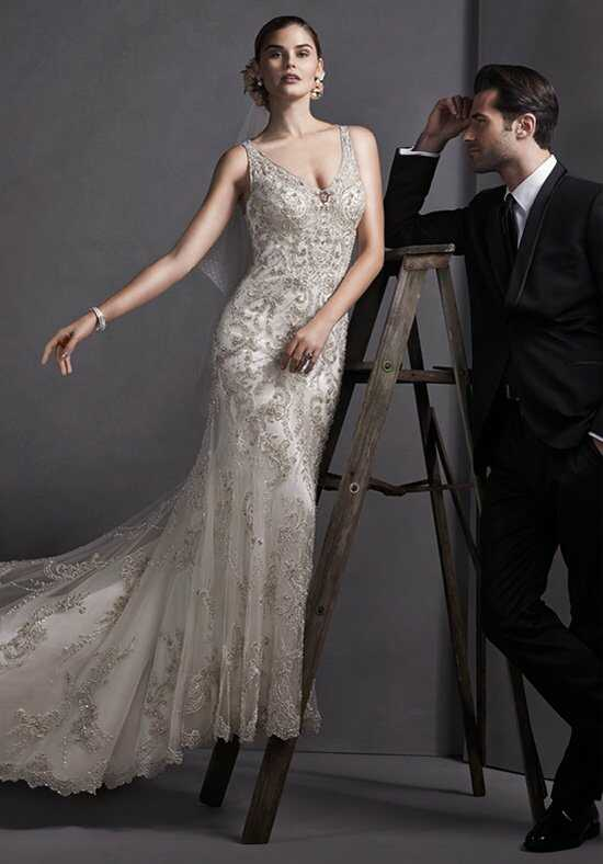 Sottero and Midgley Chavelle A-Line Wedding Dress