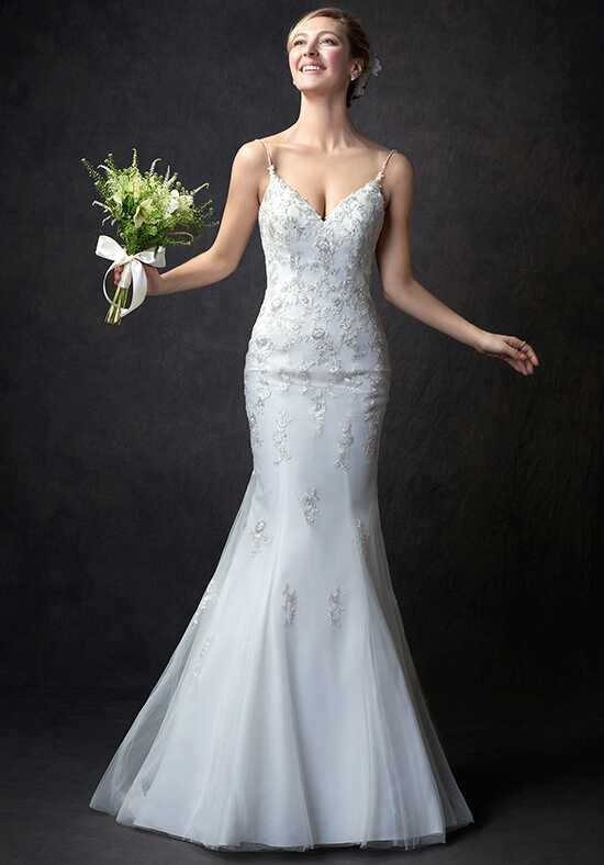 Kenneth Winston: Gallery Collection GA2306 Mermaid Wedding Dress