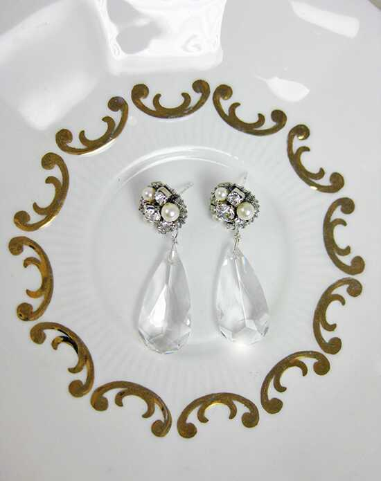 Everything Angelic Astrid Earrings - e285 Wedding Earring photo