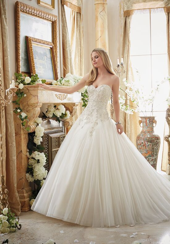 Morilee by Madeline Gardner 2892 Ball Gown Wedding Dress