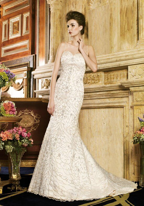 Jasmine Couture T152052 Mermaid Wedding Dress