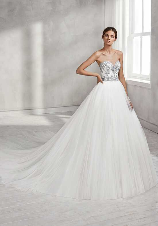 Luna Novias HERMOSA Ball Gown Wedding Dress