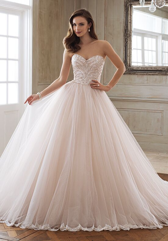 Sophia Tolli Y11891 Aella Ball Gown Wedding Dress