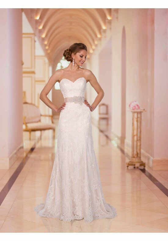 Stella York 5939 Sheath Wedding Dress