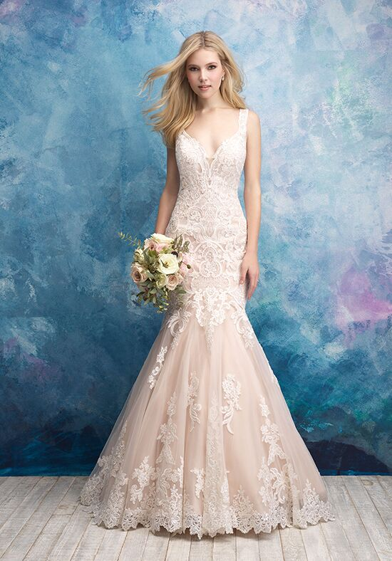 Allure Bridals 9562 Mermaid Wedding Dress
