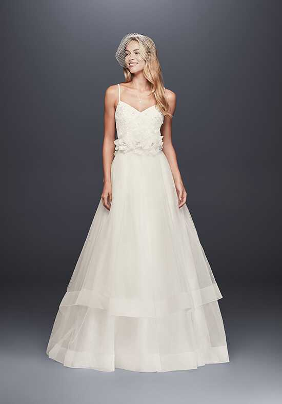 David's Bridal WG3890 Ball Gown Wedding Dress